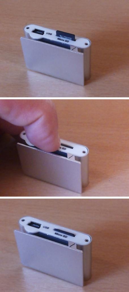 Umetanje kartice
